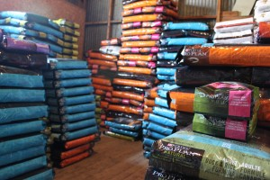 Pet Food Storeroom